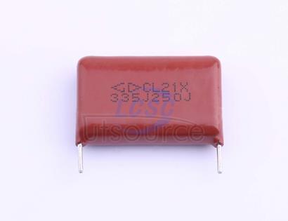 XIAMEN FARATRONIC C222E335J90Y450