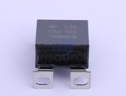 XIAMEN FARATRONIC C383A105JC41A11