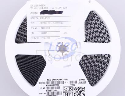 TXC Corp 7B08070001