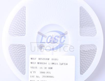 Thunder Component MELF-MFR02041/4WS14.7ΩFT50