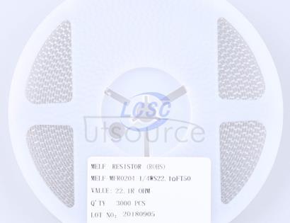 Thunder Component MELF-MFR02041/4WS22.1ΩFT50