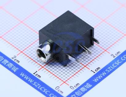 Boom Precision Elec 3.5mmAudio sockets PJ325