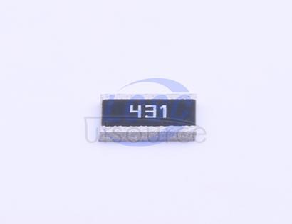 Ever Ohms Tech CR1218J430RE04