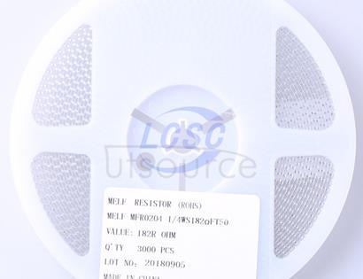 Thunder Component MELF-MFR02041/4WS182ΩFT50