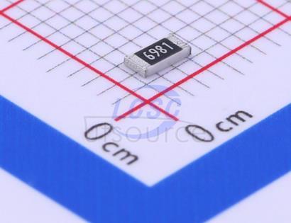 Walsin Tech Corp WR12X6981FTL(50pcs)