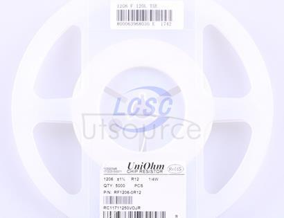 Uniroyal Elec 1206W4F120LT5E