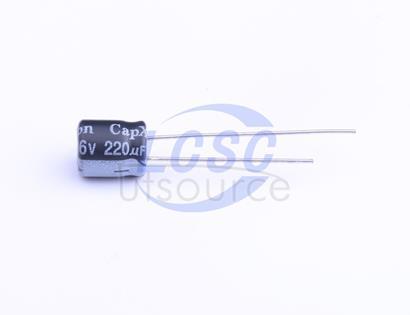 Capxon International Elec SK221M016E070A
