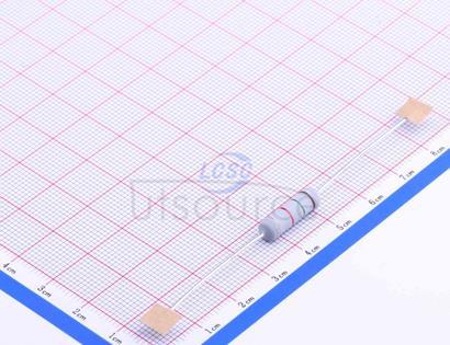 Chian Chia Elec MOF3WS-1.5KΩ±5% T(10pcs)
