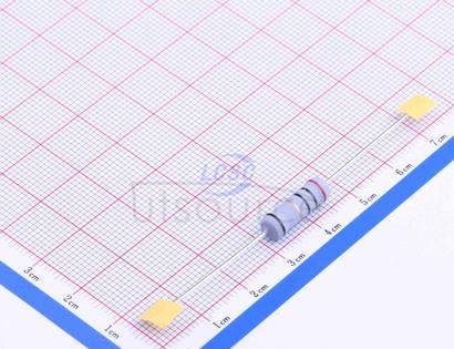 Chian Chia Elec KNP2W-20Ω±5% T(20pcs)