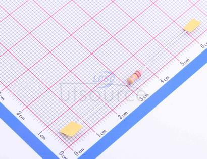 Chian Chia Elec RI40-1/4W-220KΩ ±5% T(20pcs)