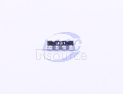 YAGEO YC164-JR-07330RL