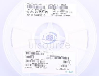TDK NTCG103JF103FT1