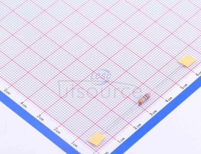 CCO(Chian Chia Elec) RI40-1/4W-3.6MΩ±5% T(20pcs)