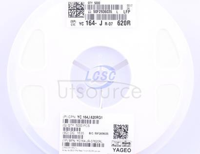 YAGEO YC164-JR-07620RL