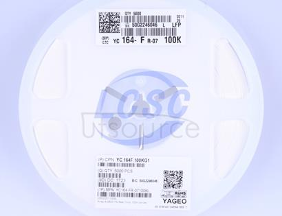 YAGEO YC164-FR-07100KL