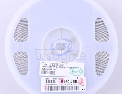 TA-I Tech RLP25JEER250