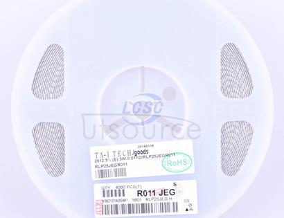 TA-I Tech RLP25JEGR011