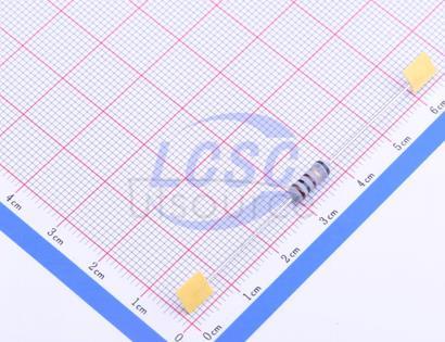 Chian Chia Elec KNP1/2W-100Ω±5% T(50pcs)