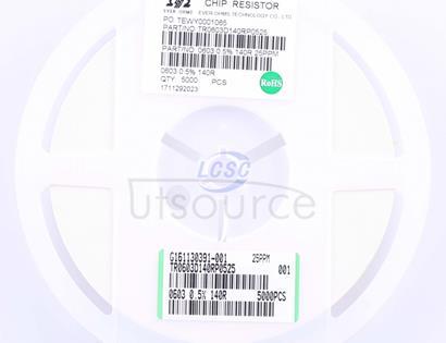 Ever Ohms Tech TR0603D140RP0525