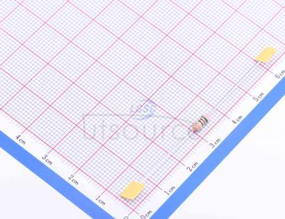 Chian Chia Elec RI40-1/4W-5.1MΩ ±5% T(20pcs)