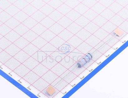 Chian Chia Elec MOF3WS-560Ω±5% T(10pcs)