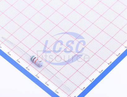 Chian Chia Elec MOF2WS-51KΩ±5% T(20pcs)