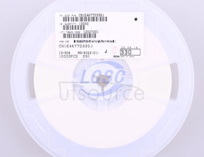 KOA Speer Elec CN1E4KTTD330J(20pcs)