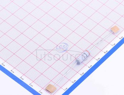 Chian Chia Elec MOF3WS-300Ω±5% T(10pcs)