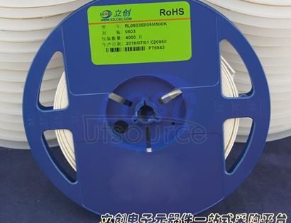 Shenzhen Ruilongyuan Elec RL0603E005M500K