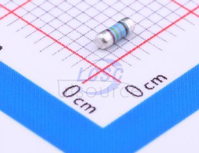 Thunder Component MELF-MFR02041/4WS2.43KΩFT50(20pcs)
