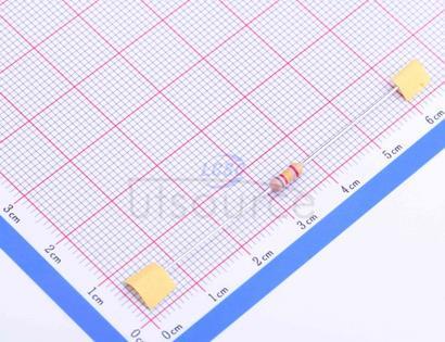Chian Chia Elec RI40-1/4W-820KΩ ±2% T(10pcs)