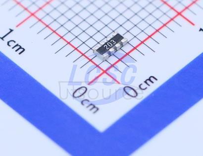 Uniroyal Elec 4D03WGJ0203T5E(50pcs)