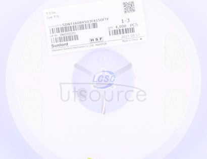 Sunlord SDNT1608X503F4150FTF