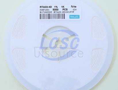 RALEC RTA03-4D1001FTP