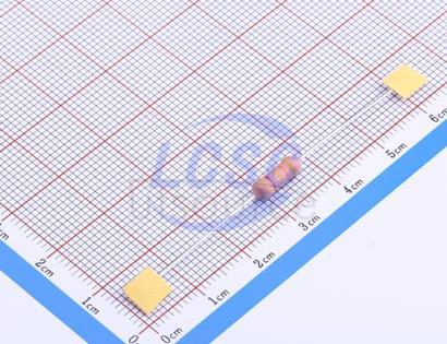 Chian Chia Elec RI40-1/2W-430KΩ ±2% T(10pcs)
