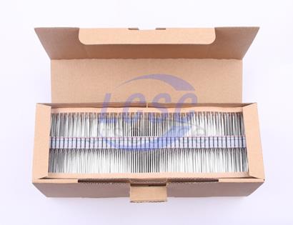 Chian Chia Elec MOF3WS-0.25Ω±5%