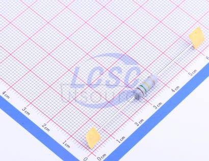 Chian Chia Elec 150KΩ(154) ±5%(5pcs)