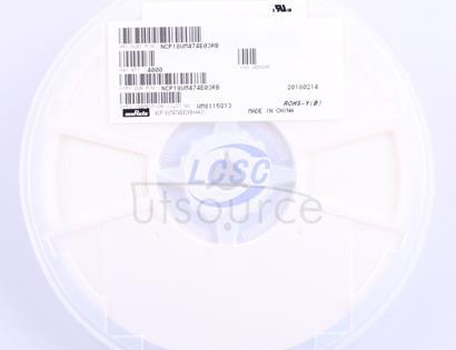 Murata Electronics NCP18WM474E03RB