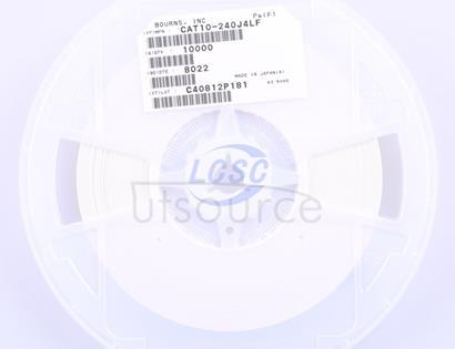 BOURNS CAT10-240J4LF(50pcs)