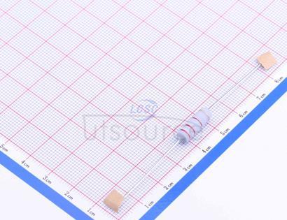 Chian Chia Elec MOF3WS-2.2KΩ±5% T(10pcs)
