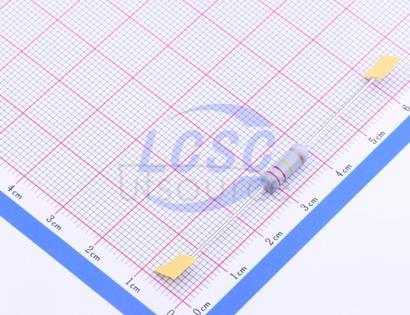 Chian Chia Elec RI40-1W-220KΩ±5% T(5pcs)