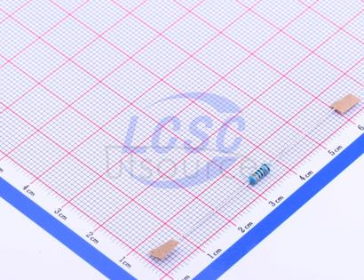 Chian Chia Elec MF1/4W-3KΩ±1% T52(50pcs)