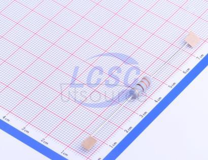 Chian Chia Elec MOF2WS-330Ω±5% T(20pcs)
