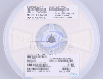 TDK NTCG163JF103FT1