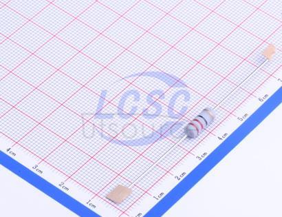 Chian Chia Elec MOF2WS-22Ω±5% T(20pcs)