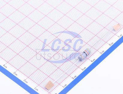 CCO(Chian Chia Elec) MOF2WS-43Ω±5% T(20pcs)