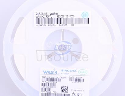 Huaxin S&T 27Ω(27R0) ±1%