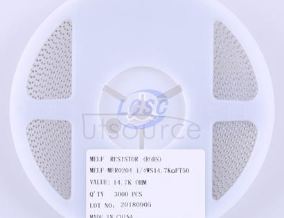 Thunder Component MElF-MFR02041/4WS14.7KΩFT50