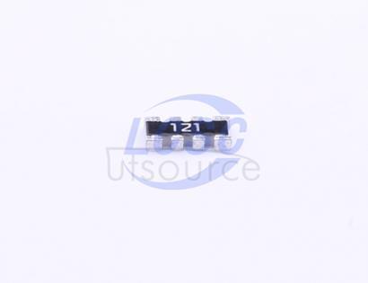 YAGEO YC164-JR-07120RL