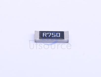 Ever Ohms Tech CR2010J0R75E04